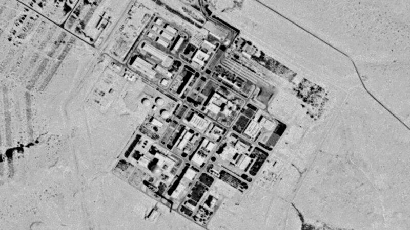 Izrael saopštio da je izvršio vazdušne udare na Siriju u odgovoru na raketni napad
