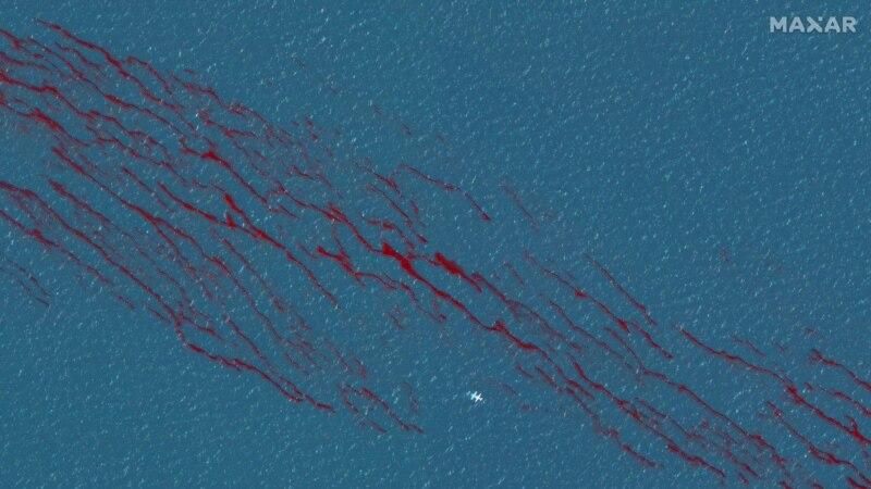 Izrael traga za brodom iz kojeg je nafta zagadila obalu