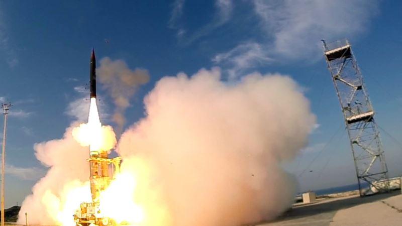 Izrael uspešno testirao unapređeni protivraketni sistem