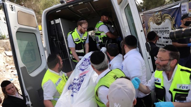Izrael žali za poginulima u nesreći na verskom festivalu