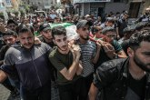 Izraelska vojska napala ciljeve Hamasa u znak odmazde za raketiranje