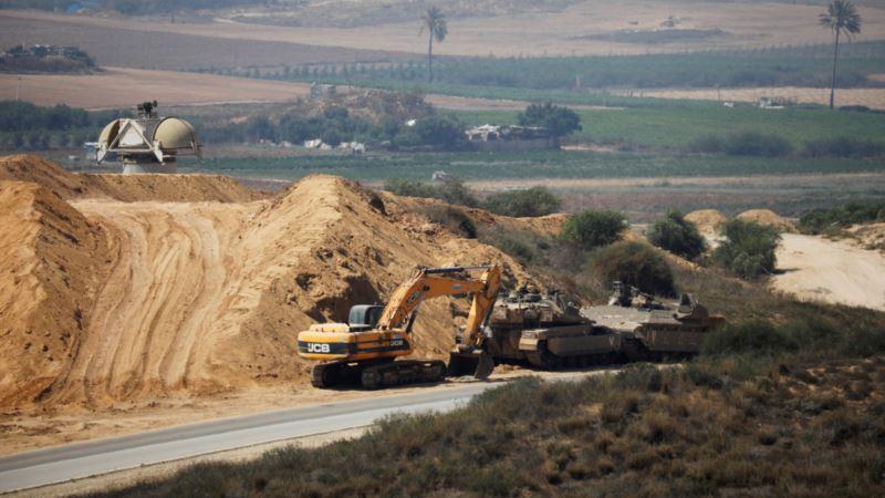 Izraelske snage ubile tri Palestinca na granici sa Gazom