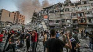 Izraelski kabinet odobrio eskalaciju napada na Gazu, nasilje i među Jevrejima i Arapima
