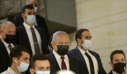 Izraelski poslanici usvojili preliminarni predlog za raspuštanje parlamenta