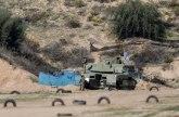 Izraelski tenkovi gađali sirijsku vojsku; Na meti bio kontrolni punkt FOTO
