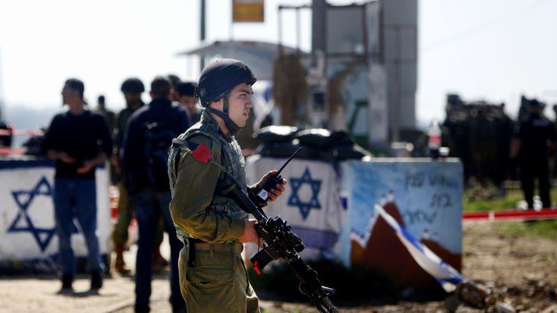 Izraelski vojnik usmrćen kamenom tokom hapšenja na Zapadnoj obali