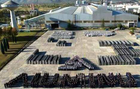 Izraelsko-kineska grupacija spremna odmah pokrenuti Aluminij