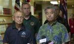 Izvinjenje guvernera Havaja zbog lažne uzbune