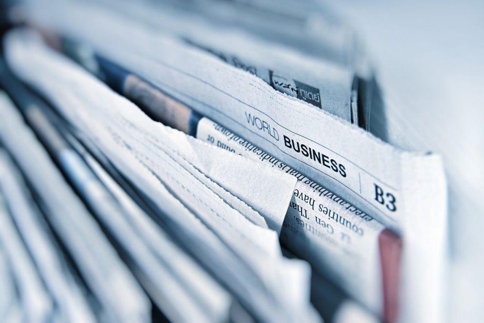 Izvoz grafičke i papirne industrije povećan a uvoz smanjen