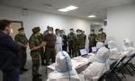Izvršili naređenje i pripremili Arenu: Ministar Vulin o privremenoj bolnici