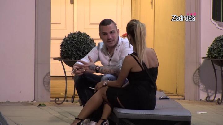 JA NISAM DETE DA SE VUČEM SA TOBOM, TO JE KLINAČKI! Bane stavio tačku na odnos sa Draganom, ove reči će je ZABOLETI! (VIDEO)