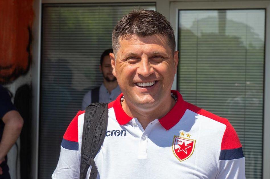 JAČI TRENING CRVENO-BELIH: Evo čime je trener Vladan Milojević naročito zadovoljan posle sedmice Zvezde u Austriji