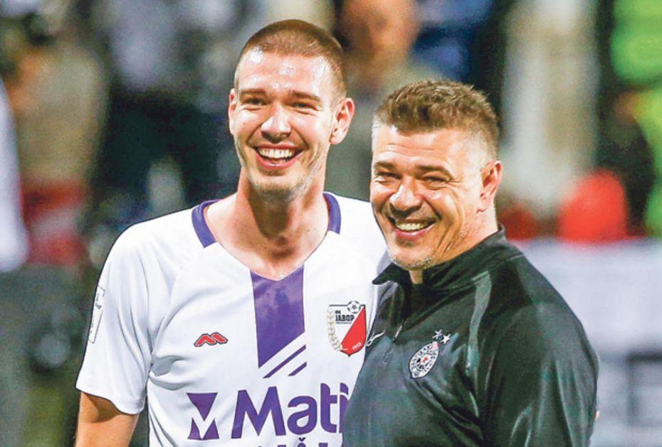 SPEKTAKL U HUMSKOJ! RASPUCANI CRNO-BELI: Partizan šesticom protiv Javora najavio gostovanje AZ Alkmaru (KURIR TV)