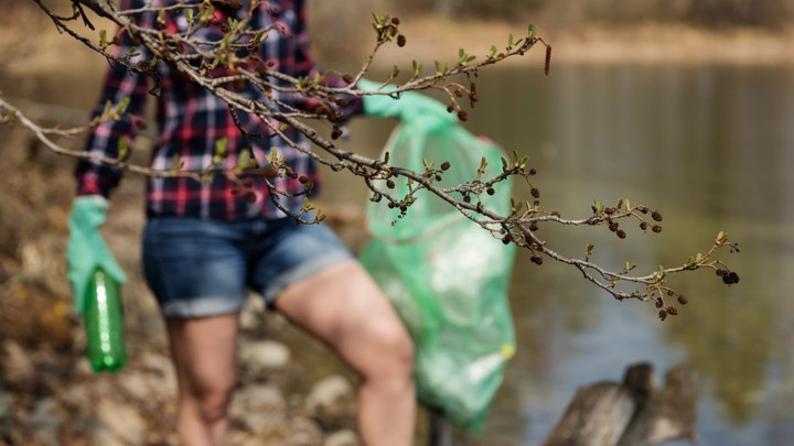JCI Beograd akcija čišćenja Napravi razliku