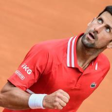 JE.... TI MAMU! Novak pobesneo posle gubitka seta - evo KOGA je opsovao u Rimu! A onda PREOKRET - perfekcija (VIDEO)