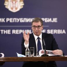 JEDAN DAN MOŽE PROMENA GRANICA, DRUGI NE MOŽE Vučić oštro o predlogu za promene u regionu