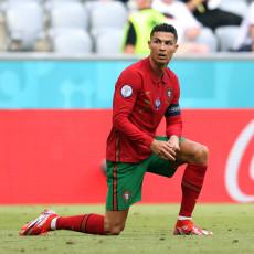 JEDAN MU JE BIO DOVOLJAN: Ronaldo pogodio protiv Nemačke i postavio novi rekord
