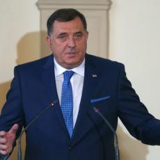 JEDINA REALNOST DA SE SRPSKA ODVOJI I UDRUŽI SA SRBIJOM Dodik stavio novu mogućnost na sto