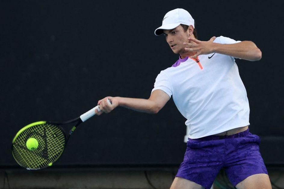 JEDVA ČEKA MEČ PROTIV NOVAKA: Igrao sam protiv Nadala, ali nikad protiv NAJBOLJEG na svetu!