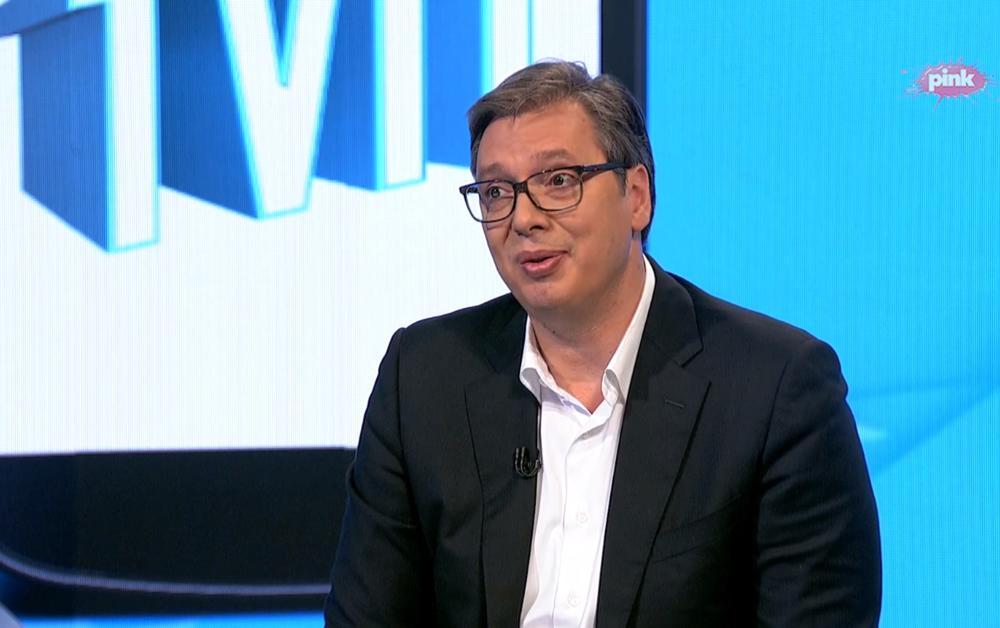 JEDVA ČEKAM DA IDEM NA UTAKMICU SA DANILOM ILI VUKANOM! Vučić otkrio da će se sport do septembra vratiti u normalu!