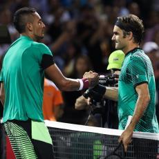 JEDVA JE DOČEKAO: Kirjos KOMENTARISAO svađu Federera sa sudijom! Nećete VEROVATI šta je rekao (VIDEO)