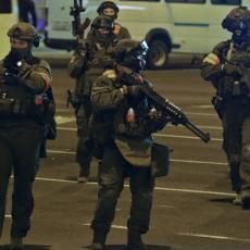 JENJAVAJU PROTESTI U MINSKU: Demonstracije izgubile masovni karakter, oprez i dalje postoji