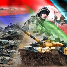 JERMENSKE SNAGE SPREČILE OFANZIVU AZERA! Zaustavljen prodor neprijatelja, žestoka borba na jugu zemlje