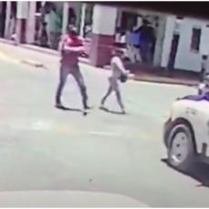 JEZIVE SCENE U MEKSIKU: Napravili sačekušu policiji, pretvarali se da su par, a onda su zapucali (VIDEO)