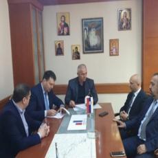 JKP Gradska čistoća doniralo vozila opštini Zubin Potok