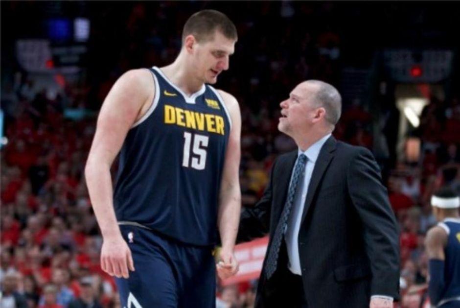 JOKIĆ JE NAJBOLJI CENTAR U NBA! Meloun nema dilemu: Srbin je u TOP FORMI!