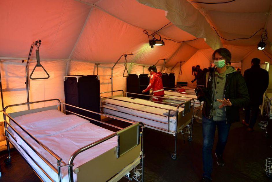 JOŠ 46 SLUČAJA KORONA VIRUSA U SLOVENIJI: Obolelo ukupno 802 ljudi, preminulo 15