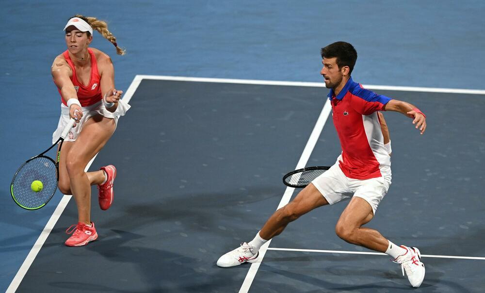 JOŠ JEDAN ŠOK U TOKIJU! Novak odustao od borbe za bronzu u miks dublu!