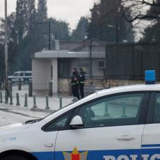 JOŠ JEDAN SRBIN UHAPŠEN U CRNOJ GORI: Policija upala u voz, pa se šokirala kada je otvorila njegov kofer