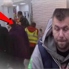 JOŠ JEDNA DISKVALIFIKACIJA: Janjuš se POTUKAO sa Mensurom pa POVREDIO Minu, ona vrišti od BOLA (VIDEO)