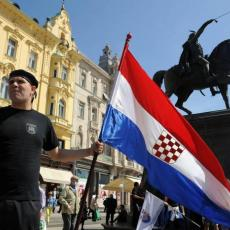 JOŠ JEDNA UŽASNA PROVOKACIJA: Na svečanosti u Hrvatskoj pozdrav Za dom spremni, SRBI DEMONSTRATIVNO OTIŠLI