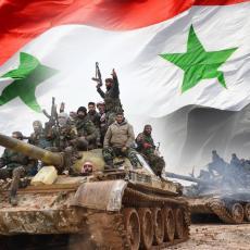 JOŠ JEDNA VELIKA POBEDA SIRIJSKE VOJSKE: Asadove snage umarširale u bivše snažno uporište ISIS-a! (VIDEO)