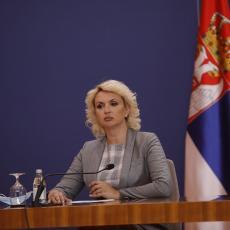 JOŠ JEDNA ŽENA MINISTARKA: Darija Kisić Tepavčević na novoj funkciji