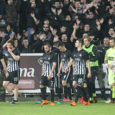 JOŠ SAMO POTPIS: Partizan završio posao oko dovođenja prvog pojačanja za sledeću sezonu (FOTO)