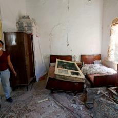 JOŠ UVEK IZVLAČE MRTVE IZ RUŠEVINA: Broj poginulih u stravičnoj eksploziji u Bejrutu se popeo na 154