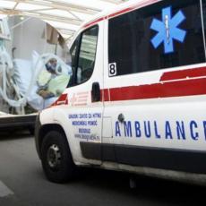 JOŠ UVEK JE U KRITIČNOM STANJU: Vozač kamioneta Kuće od srca operisan u kraljevačkoj bolnici (FOTO)