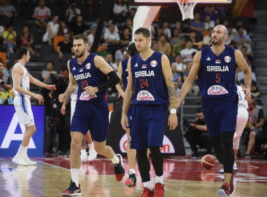 JOVIĆ I BOGDANOVIĆ JEDNOGLASNI POSLE PORAZA OD ARGENTINE: Odbrana je ključ našeg neuspeha, oni su bili tim, a košarka je timski sport!