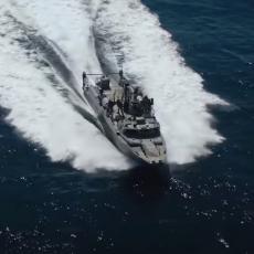 JURIĆE BRZINOM MUNJE, IMAĆE OKO SOKOLOVO: Novo super oružje priključuje se Baltičkoj floti