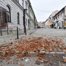 JUTROŠNJI POTRES NA BANIJI BIO RAZORAN Gradonačelnik Petrinje: Palo je sve što je još imalo da padne