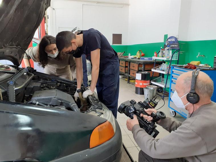 Ja biram: Automehaničar
