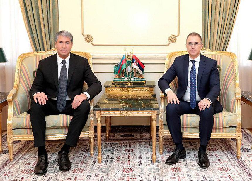 Jačanje saradnje policija Srbije i Azerbejdžana