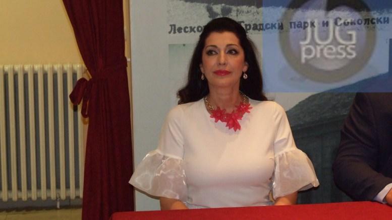 Jadranka Joksimović za Dan grada