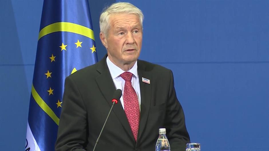 Jagland: Rusija bi mogla da bude isključena iz Saveta Evrope