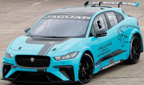 Jaguar I-PACE eTrofej je prva serija koju je ubio korona virus