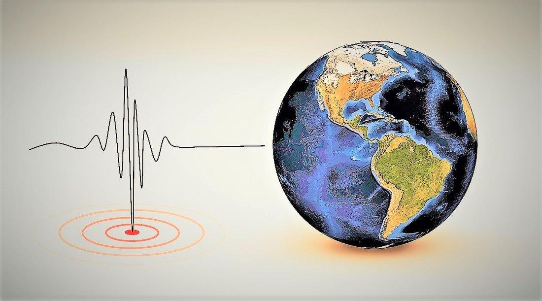 Jak zemljotres na severu Perua