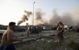 Jake eksplozije u luci, tresle se zgrade u Bejrutu, ima povređenih